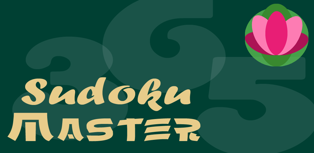 SudokuMasterPromoImage