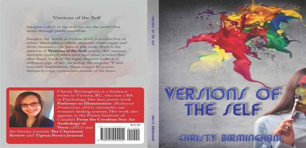 Cover design for trade paperback